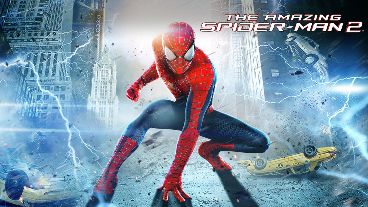 is 'the amazing spider-man 2' available to watch on netflix in