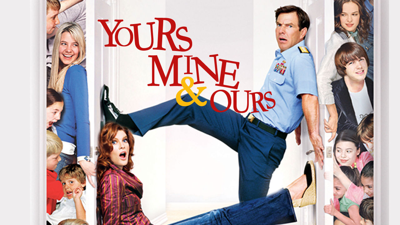 Image result for yours mine and ours