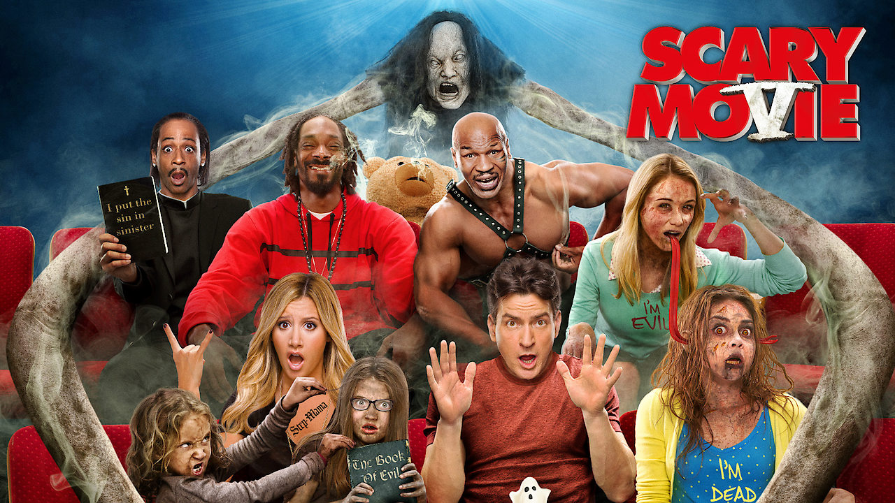Is Scary Movie 5 Available To Watch On Netflix In Australia Or New Zealand Newonnetflixanz