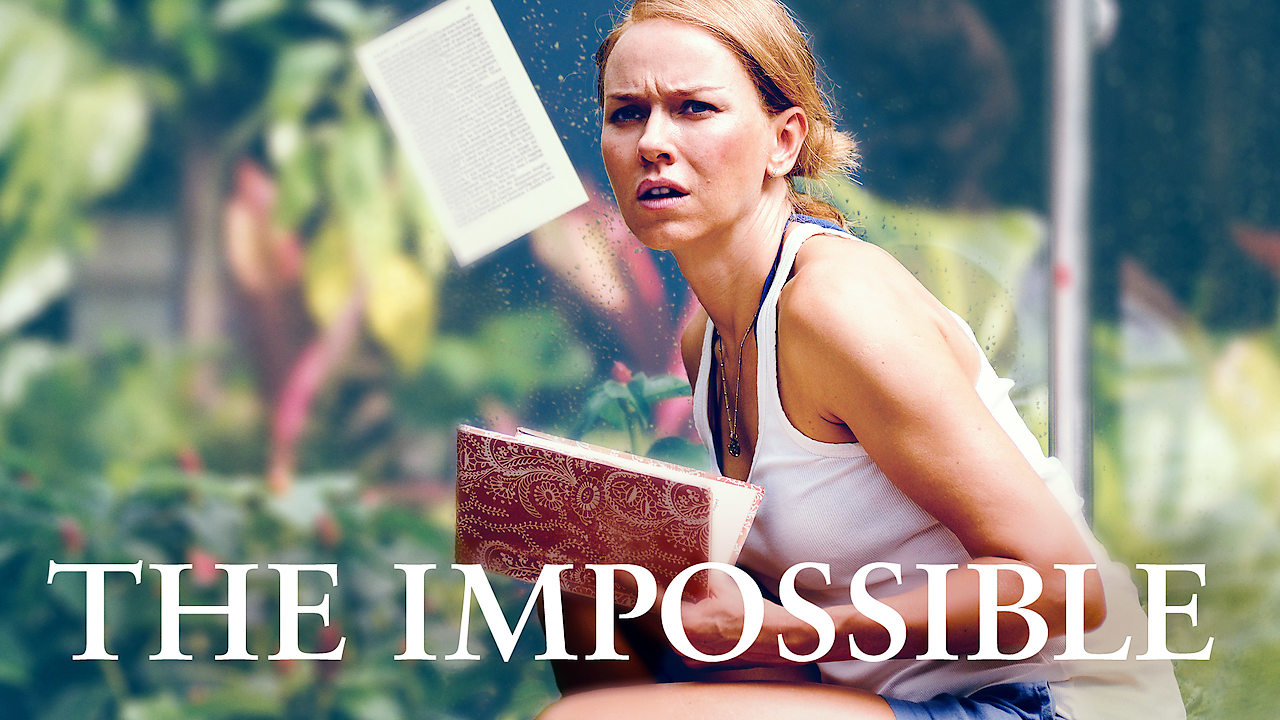 The Impossible on Netflix AUS/NZ