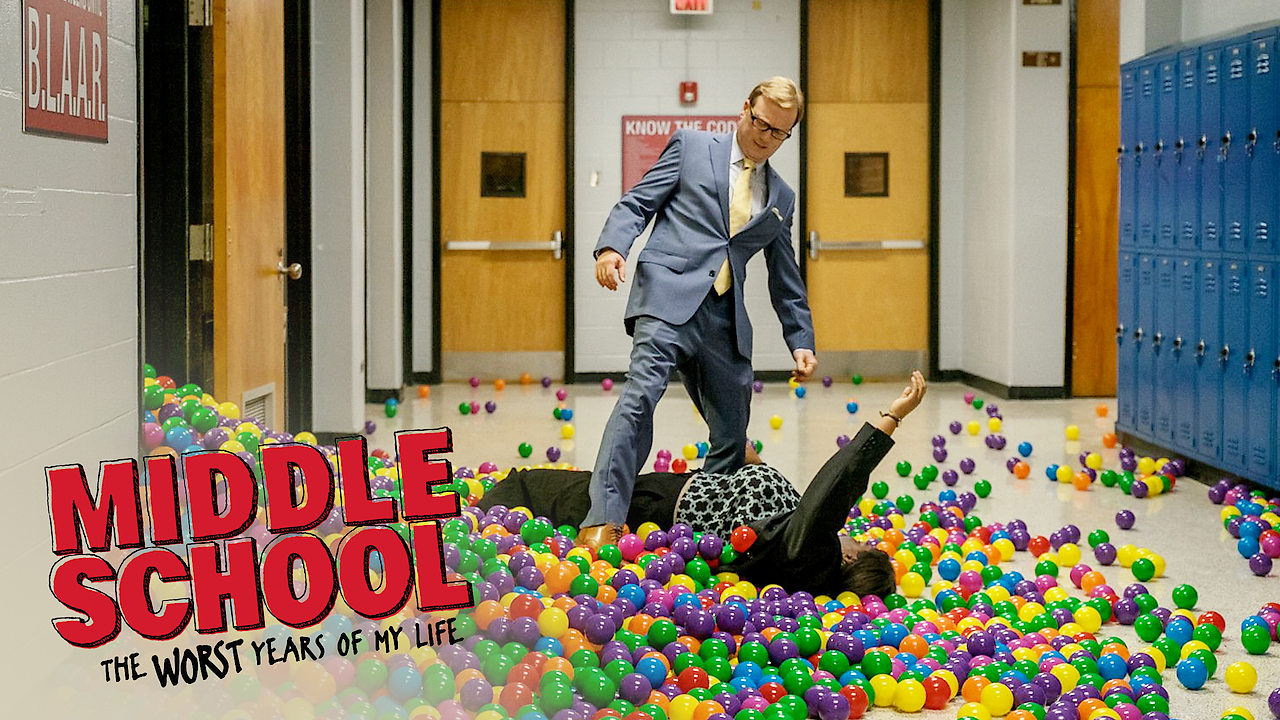 Middle School: The Worst Years of My Life on Netflix AUS/NZ