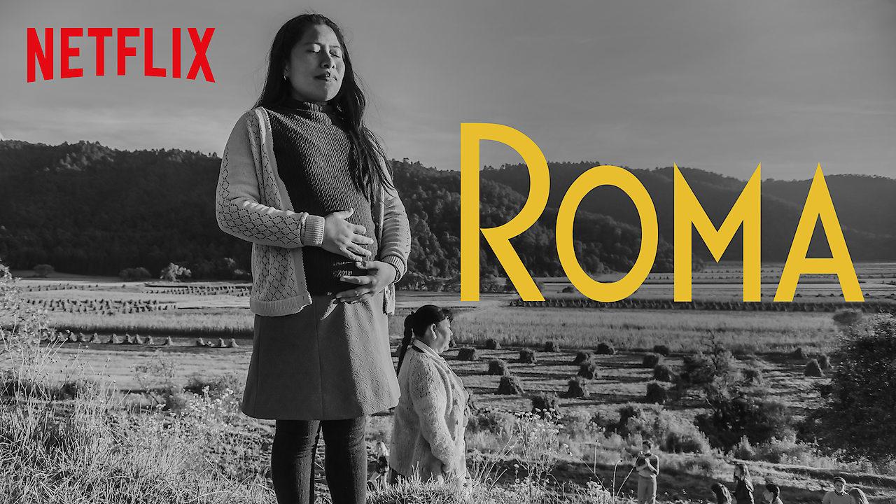 ROMA on Netflix AUS/NZ