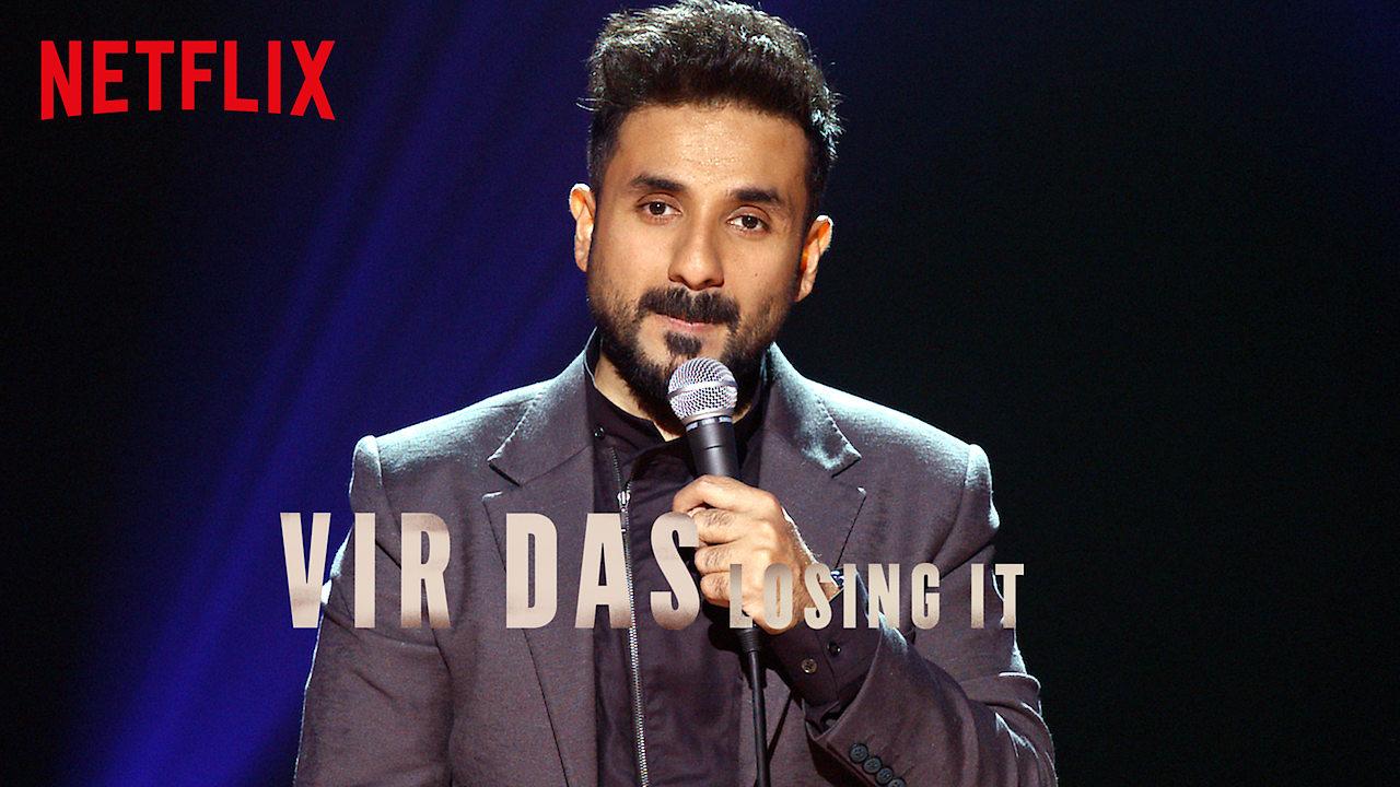 Vir Das: Losing It on Netflix AUS/NZ