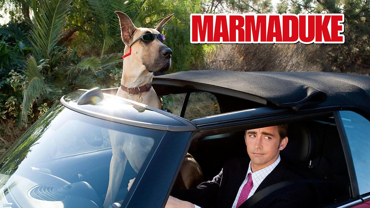 Marmaduke on Netflix AUS/NZ