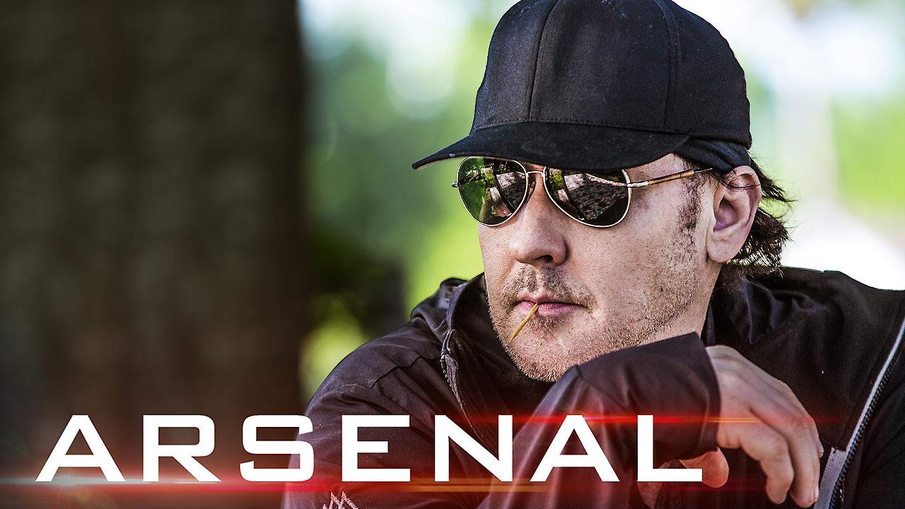 Arsenal on Netflix AUS/NZ