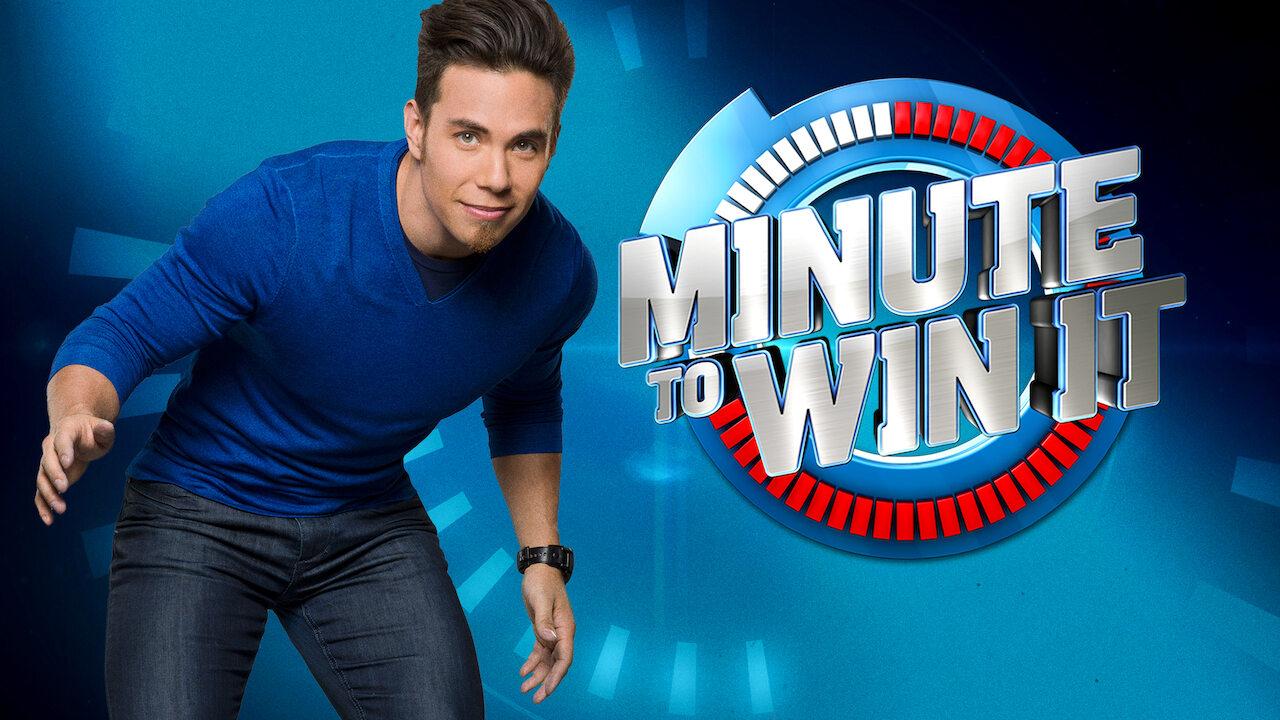 Minute to Win It on Netflix AUS/NZ