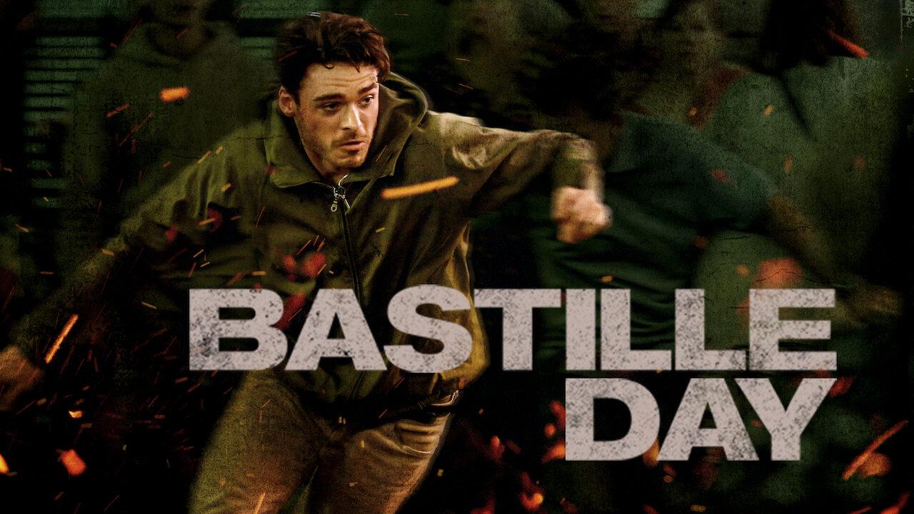 Bastille Day on Netflix AUS/NZ