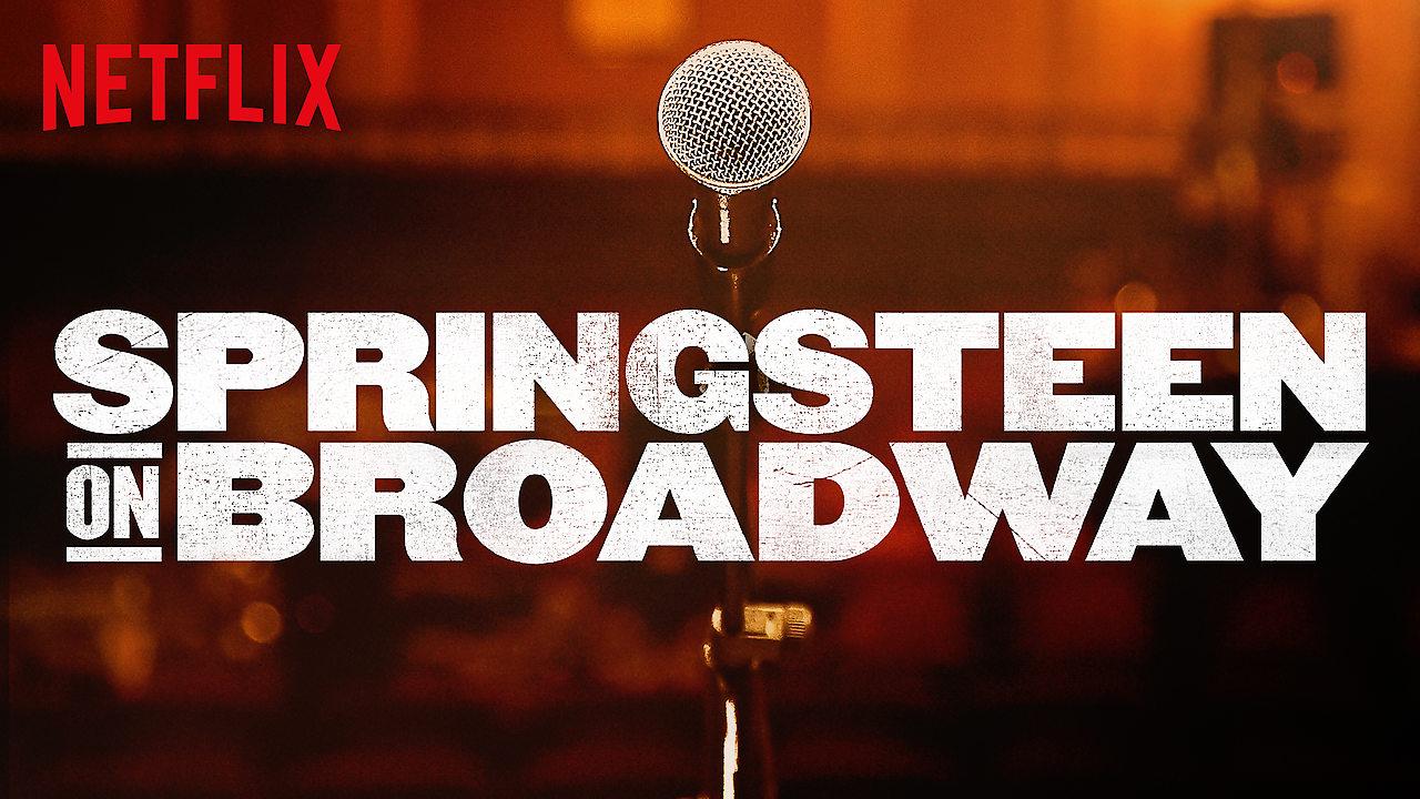 Springsteen on Broadway on Netflix AUS/NZ
