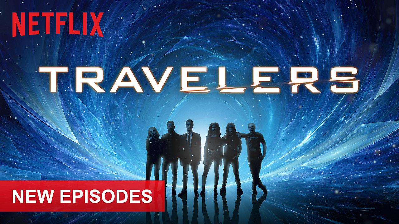 Travelers on Netflix AUS/NZ