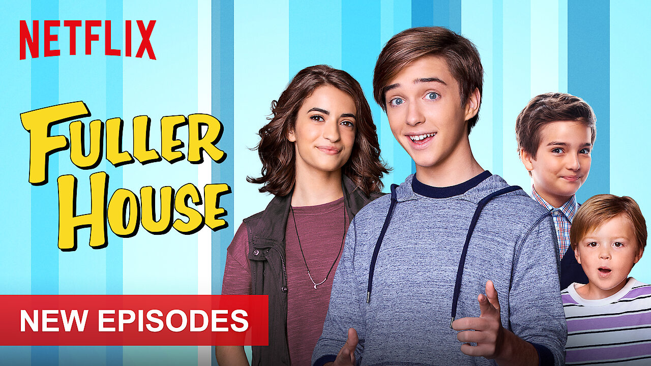 Fuller House on Netflix AUS/NZ